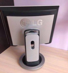 LG компьютерный манитор