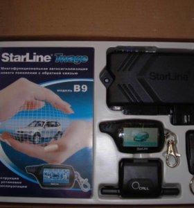 Автомобильная сигнализация Starline B9