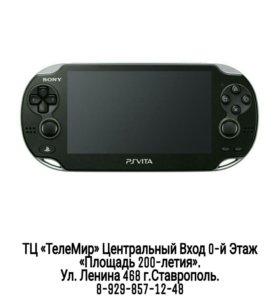 Sony PlayStation VITA + 20 Игр + 16Gb