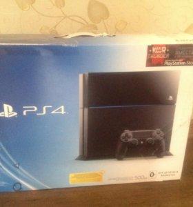 Продаю PlayStation 4
