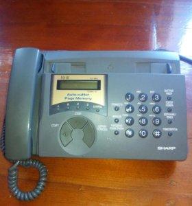 Телефон - Факс Sharp FO-81