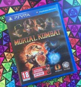 Mortal Kombat (Мортал Комбат) для PS Vita