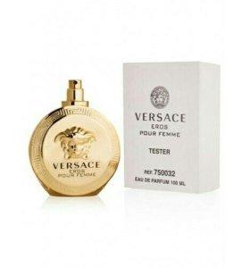 Парфюмированная вода Versace Eros Pour Femme .