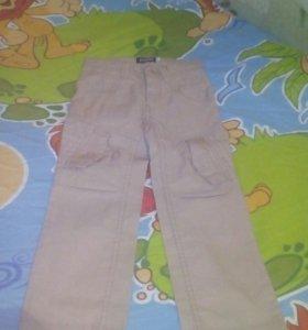 Детские брюки новые