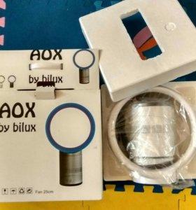 Безлопастной вентилятор AOX by bilux F25