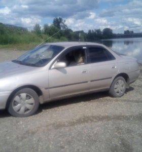 Toyota Carina, 1992 год