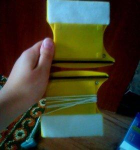 Щетка для мытья окон с магнитом.