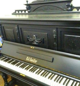 Пианино Германия
