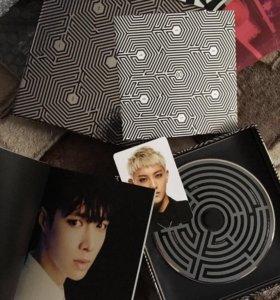 CD K-POP EXO