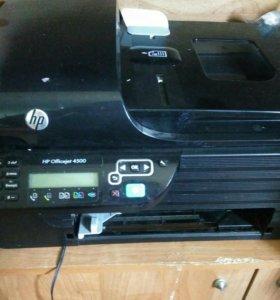 Принтер, сканер, ксерокс, факс Hp