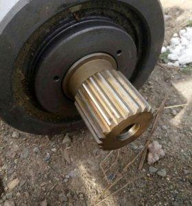Гидромотор для автокрана