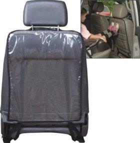 """Экран на спинку кресла """"Защита от грязных ног"""""""