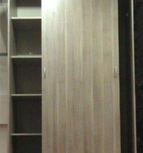 Новый шкаф, стол-книжка, стеллаж
