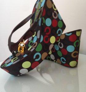 Летняя обувь 37р