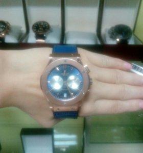 Часы Hublot Classic Fusion Blue