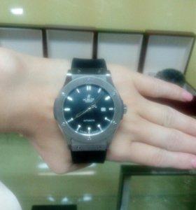 Часы Hublot Classic Fusion Silver