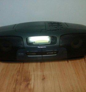 Panasonic rx-dt 501