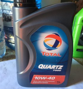 Total quartz 10w-40 1л.
