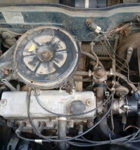 Двигатель и кпп5 ваз 21099