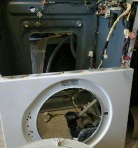 Утилизация стиральных машин и СВЧ.