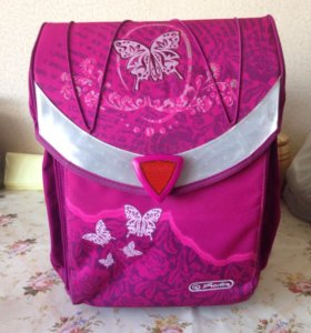 Herlitz 11280070 Ранец flexi rose butterfly
