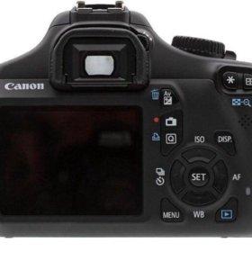 Фотоаппарат Canon EOS-1100D Body