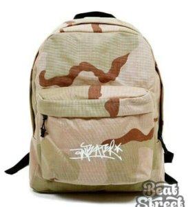 Рюкзак Anteater CityBag Logo - камуфляжный