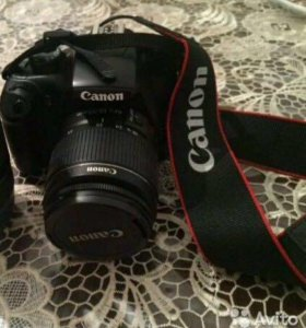 Фотоаппарат EOS1100D