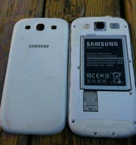 Samsung Galaxy S3 (торг уместен)