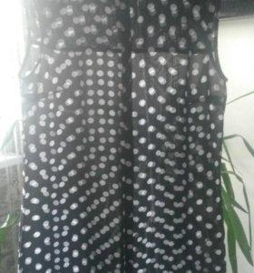 Блуза-накидка-туника