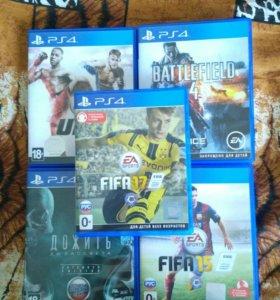 Игры для PS4