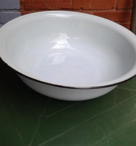 Чашка эмалированная на 15 литров