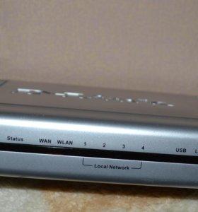 Маршрутизатор (Роутер) D-Link DI-824VUP+