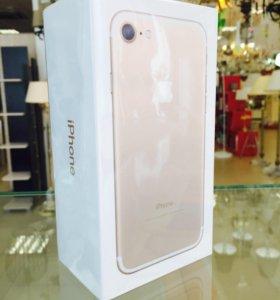 iPhone 7 128Gb Gold (Золотой) НОВЫЙ ОРИГИНАЛ