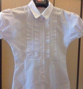 Рубашки р.122-128