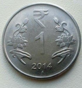Индийская монета