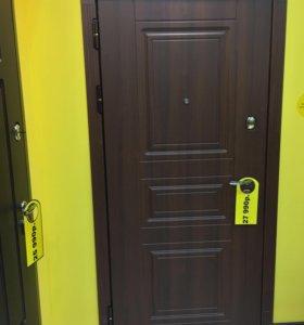 Стальная дверь мд-33