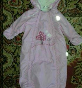 Комбинезон-мешок детский