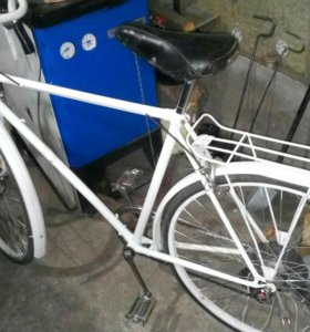 Турист ХВЗ ссср велосипед