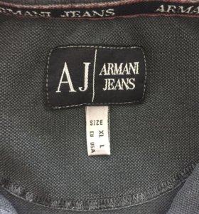 Футболка поло Armani Jeans