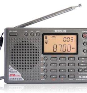 Приемник цифровой Tecsun PL-380 (China)