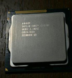 Процессор i3 2100 (3.1GHz)