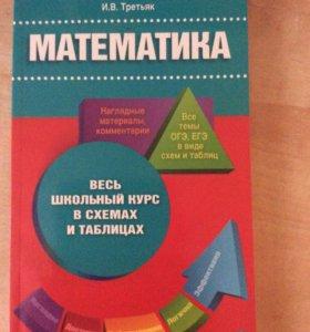 Математика. Справочник