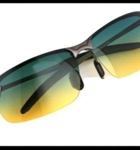 Очки для вождения поляризованные