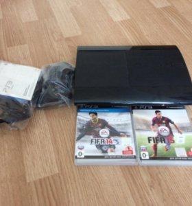 PlayStation 3 12gb + Fifa 14/15