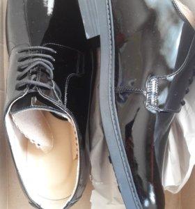 Ботинки офисные