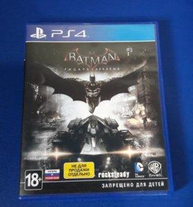 BATMAN НА PS4