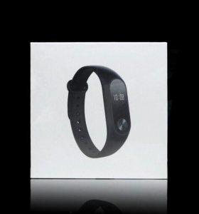 1.Смарт-браслет Xiaomi Mi band 2