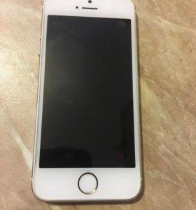 iPhone 5s 64 gb золотой