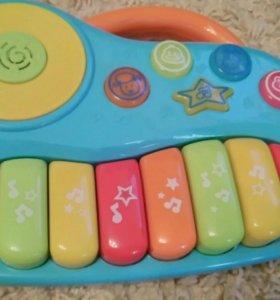 Развивающая игрушка BabyGo Мое первое пианино